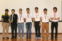 Team: 1st Runner-up